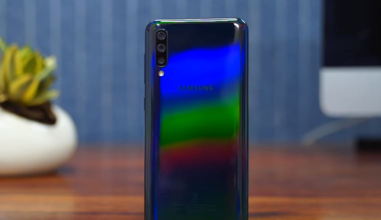 Samsung Galaxy A50 Mobile Price in Nepal & India