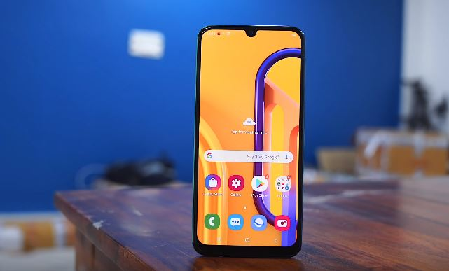 Samsung Galaxy M30s Specification and price