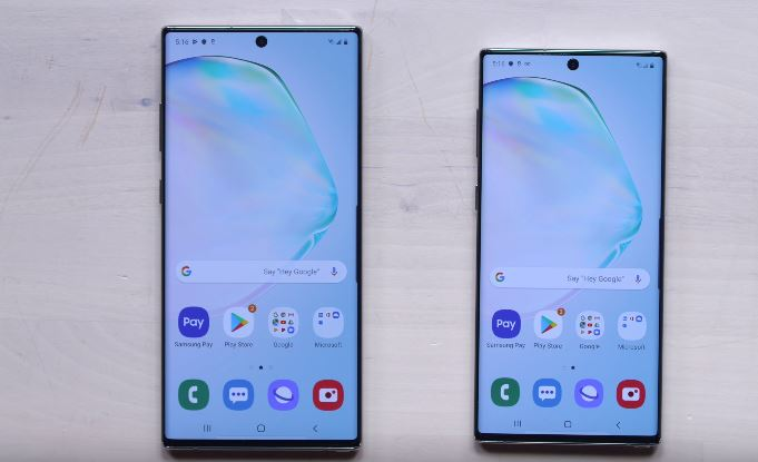 Samsung Galaxy Note 10 Price, review and Specs