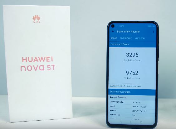 Huawei nova 5T  Price,specs,features,reviews
