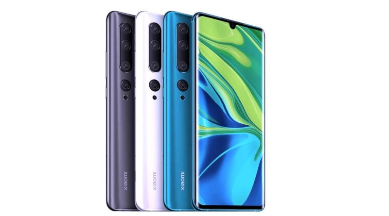 xiaomi mi note 10 price review and specification