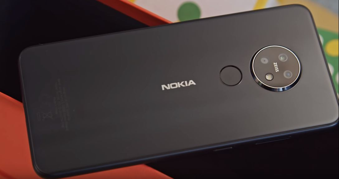 Nokia 7.2 phone price and specifications