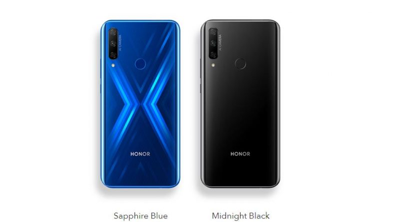Honor 9X smartphone price and specification