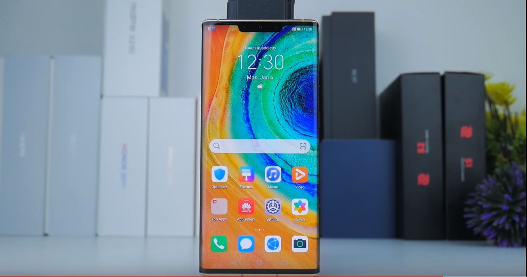 HUAWEI Mate 30 Pro 5G Price and Specification
