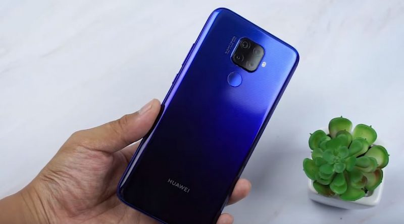 Huawei nova 5i pro - Full phone specifications