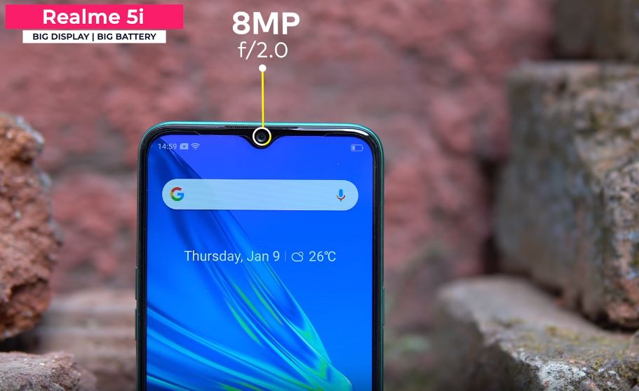 Realme 5i Mobile Price and Specification